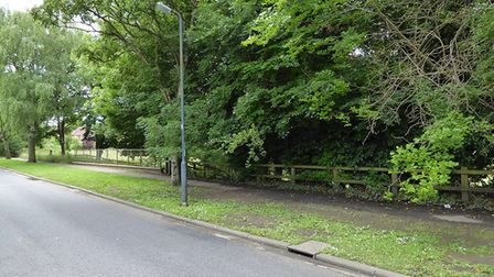 Cowslip Hill, where the two suspicious incidents happened. File photo. Credit: Kevin Kitson