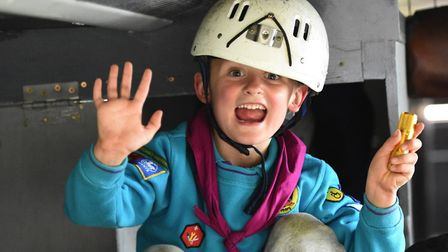 Hitchin Scouts District Camp
