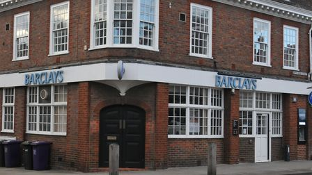 Barclays Bank in Baldock. Picture: JP Asher