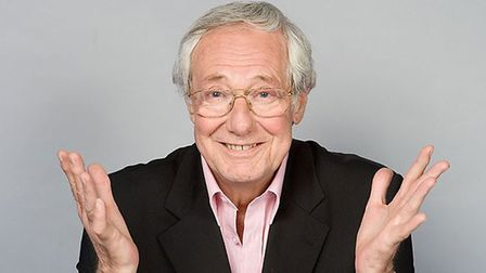 Barry Norman.