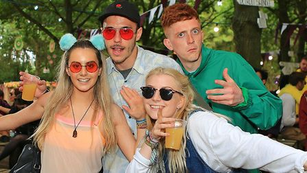 Music lovers at last year's Farr Festival. Picture: Kevin Richards