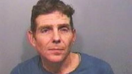 Jonathan Stimson, 42, has been jailed for two years and eight months. Picture: Beds police