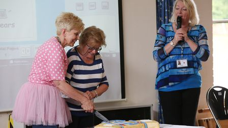 Woolgrove School 40th birthday celebrations. Picture: Danny Loo