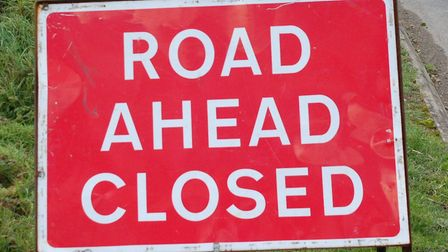 A series of road closures are in place this week