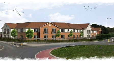 How Oak Manor will look when completed. Picture: MHA