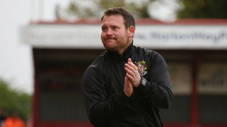 Darren Sarll has brought in seven new faces at Stevenage already this summer and is'nowhere near don