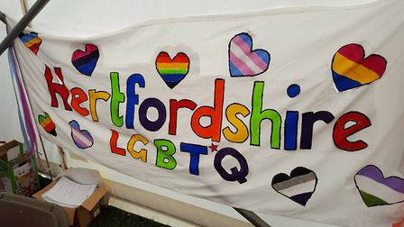 Herts County Council has been ranked fifth in Stonewall's Education Equality Index.