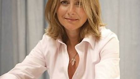 Emma Kennedy will discuss her work and her latest book Shoes for Anthony' at Hitchin Priory on Frid