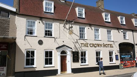 The Crown Hotel in Biggleswade will reopen as a Wetherspoon on August 8.