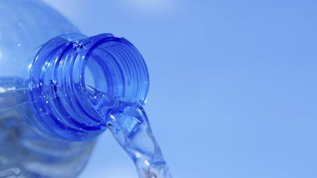Affinity says it will be bringing bottles of water to Baldock shortly. File photo.