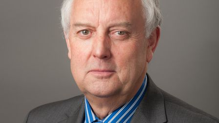 Councillor Ralph Sangster, who is responsible for highways at Herts County Council. Picture: David H