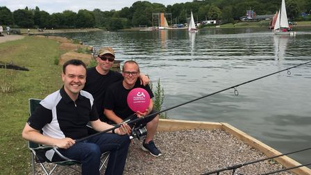 Stevenage MP Stephen McPartland wasn't towing the party line when he took part in a 24-hour charity