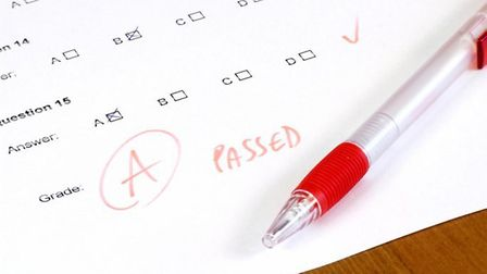 In an ideal world everyone gets an A, but what if you don't get the grades you want?