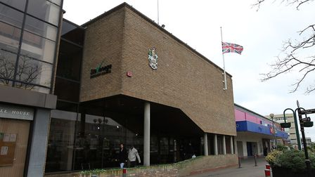 Stevenage Borough Council has spent more than £1.4 million in recruitment and temp staff in the last