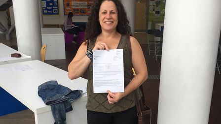 Julie Lower took English and maths at North Hertfordshire College to improve her career prospects, a