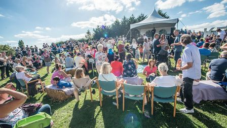 The family event returns for its third year to raise money for Keech Hospice Care. Image courtesy of
