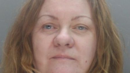 Debbie Graham, 55, from Hitchin, has been jailed for three years. Picture: Herts police