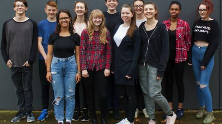 North Hertfordshire College's new cohort of acting students will get the chance to perform at the Na