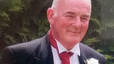 Barry Matthews, 72, has been found safe and well in Stevenage. Picture: Herts police