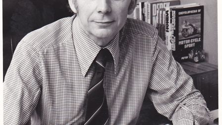 Peter Carrick in 1979. Picture: Carrick family