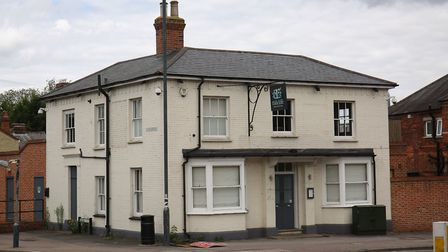 The Radcliffe Arms closed last Christmas after 149 years, but is set to reopen next month. Picture: