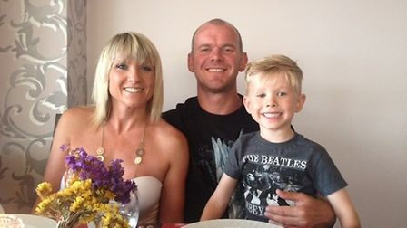 Scott Lower was on his fifth trip to Turkey with wife Mandy, 44 and son Harrison aged eight, when he