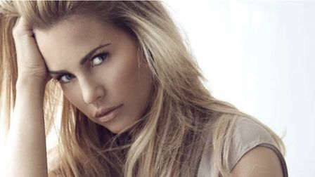 Katie Price is due to appear in Stevenage