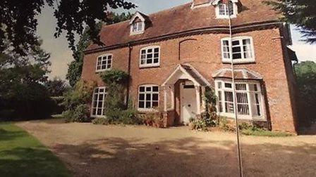 The childhood home of author E M Forster has been put on the market with a guide price of £1.5 milli