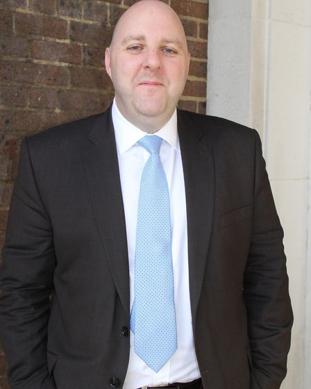 Iain MacBeath, Director of Adult Care Services for Herts County Council.