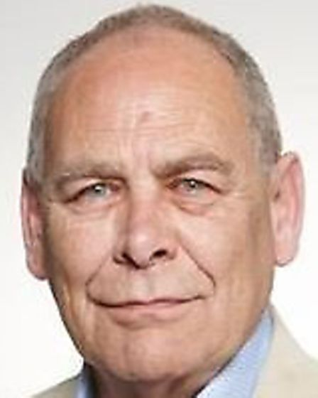 Central Bedfordshire Council's executive member for regeneration, Councillor Nigel Young.