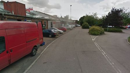 Baldock's industrial estate, off London Road. Picture: Google Street View
