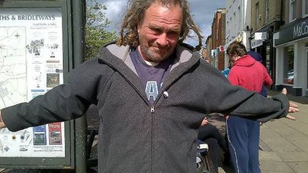 Paul 'Willy' Clifford will be fondly remembered by the community of Biggleswade. Photo: Sally Newhou