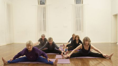 Classes have started again at the Letchworth Centre for Healthy Living. Picture: LCHL