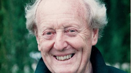 Late Hitchin GP and Hitchin Society chairman Dr Adrian Haigh, who has died aged 92. Picture: Haigh f