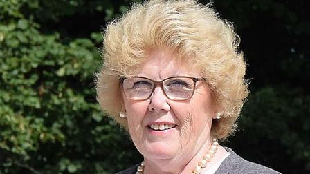 Councillor Lynda Needham, leader of North Hertfordshire District Council. Picture: NHDC