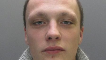 Jamie Woods, of Cannix Close in Stevenage, has been jailed for drugs and firearms offences after two