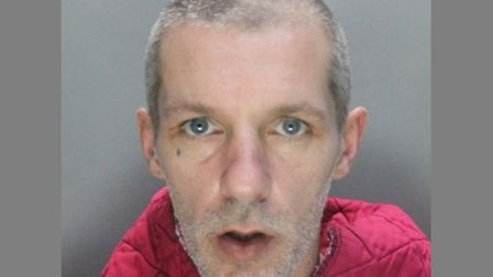 Gary Moran, 42, has been jailed for four years. Picture: Herts police