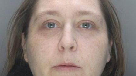 Lorraine Clarkson, 37, has been missing from Stevenage since yesterday afternoon. Picture: Herts pol