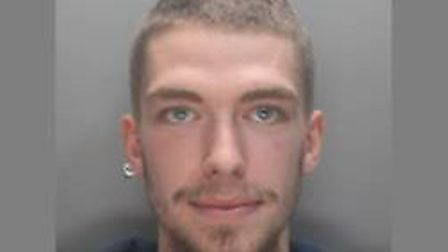 Edward Webb from Stevenage, who police want to trace after he breached bail conditions. Picture: Her