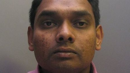 Rimaaz, of Salisbury Close in Stotfold, has been jailed for two years for defrauding an elderly Stee