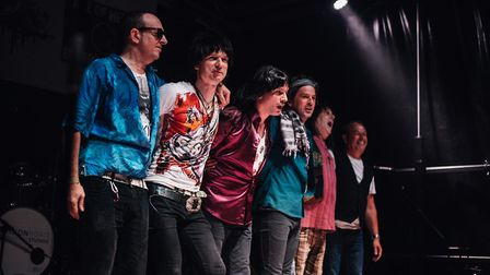 The Rolling Clones will play a charity gig at Nobel School in Stevenage [Picture: Jordan Bright / C