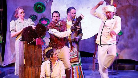 The Hunting of the Snark is coming to Letchworth's Broadway Theatre. Picture: Russell Kirby