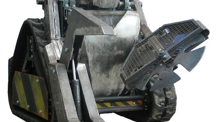 The Goliath robot will feature in the Robot Wars show