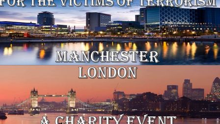 It is hoped the song will raise money for the victims of the London and Manchester terror attacks.