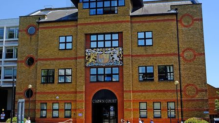 St Albans Crown Court, where Arthur McDonagh is set to appear on October 27. Picture: Danny Loo