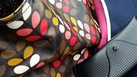 The bag stolen from Emma Goulding in Hitchin. Picture: Emma Goulding