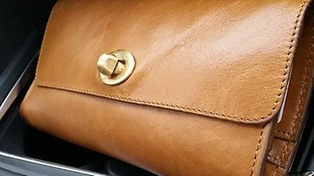 The purse stolen from Emma Goulding in Hitchin. Picture: Emma Goulding