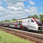 Greater Anglia is introducing new trains across the region in two years' time. Picture: GREATER ANGL