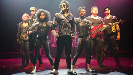 Jackson Live In Concert can be seen at the Gordon Craig Theatre in Stevenage