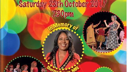 The Celebrate!!! concert takes place in Stevenage this weekend.